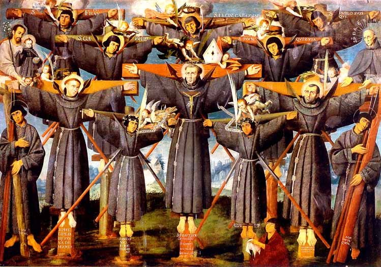 """Image result for free pictures of St. paul Miki"""""""